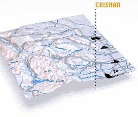 3d view of Crisman