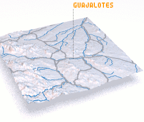 3d view of Guajalotes