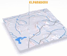 3d view of El Paradero