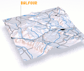 3d view of Balfour
