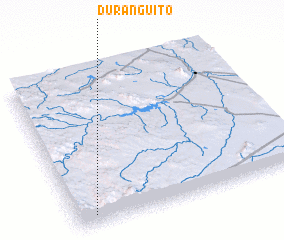 3d view of Duranguito