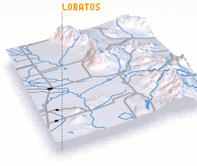 3d view of Lobatos