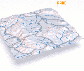 3d view of Rand