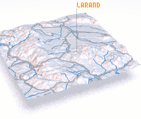 3d view of Larand