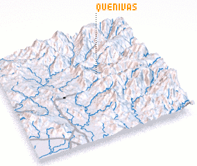 3d view of Quenivas