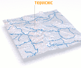 3d view of Tequichic