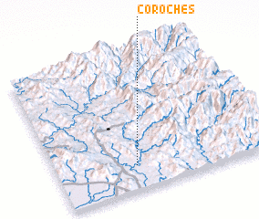 3d view of Coroches