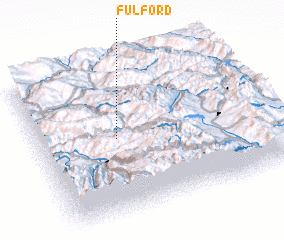 3d view of Fulford