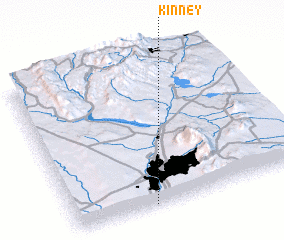 3d view of Kinney