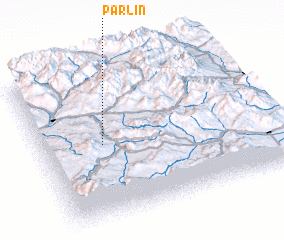 3d view of Parlin