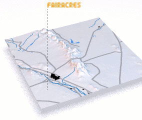 3d view of Fairacres
