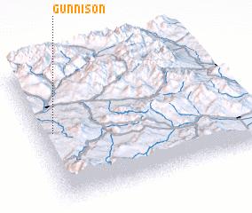3d view of Gunnison