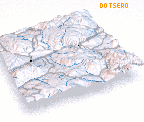 3d view of Dotsero