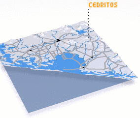 3d view of Cedritos