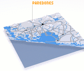 3d view of Paredones