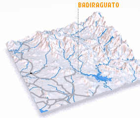 Badiraguato Mexico Map Nona Net