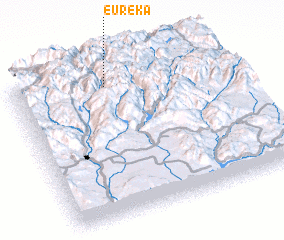 3d view of Eureka