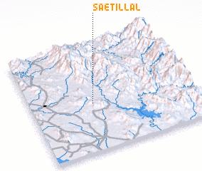 3d view of Saetillal