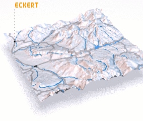 3d view of Eckert