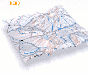 3d view of Read