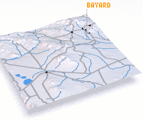 3d view of Bayard