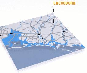 3d view of La Cuevona