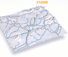 3d view of Stoner