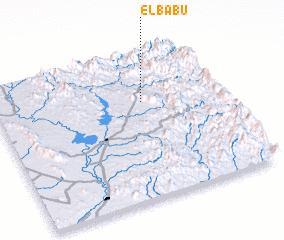 3d view of El Babú