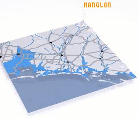 3d view of Manglón