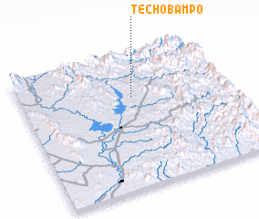 3d view of Techobampo