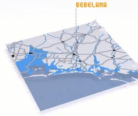 3d view of Bebelama