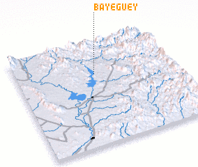 3d view of Bayeguey