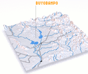 3d view of Buyobampo