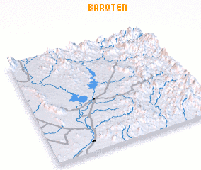3d view of Barotén