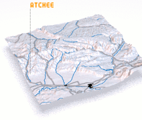 3d view of Atchee