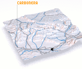 3d view of Carbonera