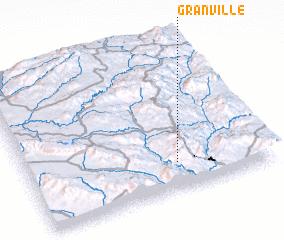 3d view of Granville
