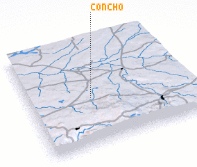 3d view of Concho