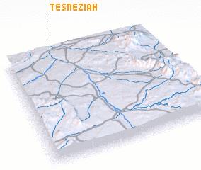 3d view of Tes Nez Iah