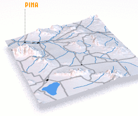 3d view of Pima