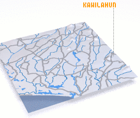 3d view of Kawilahun