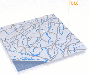 3d view of Tolo