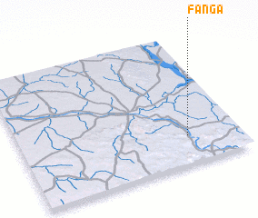 3d view of Fanga