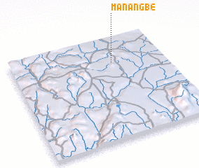 3d view of Manangbe