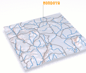 3d view of Mondoya