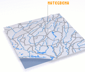 3d view of Mategbema