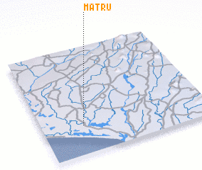 Matru Sierra Leone map nonanet