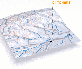 3d view of Altamont