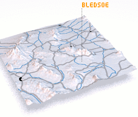 3d view of Bledsoe