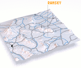 3d view of Ramsey